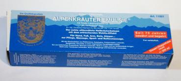 Alpenkräuter Emulsie