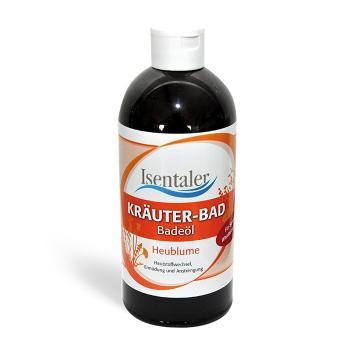 Kräuter-Bad Badeöl Heublume