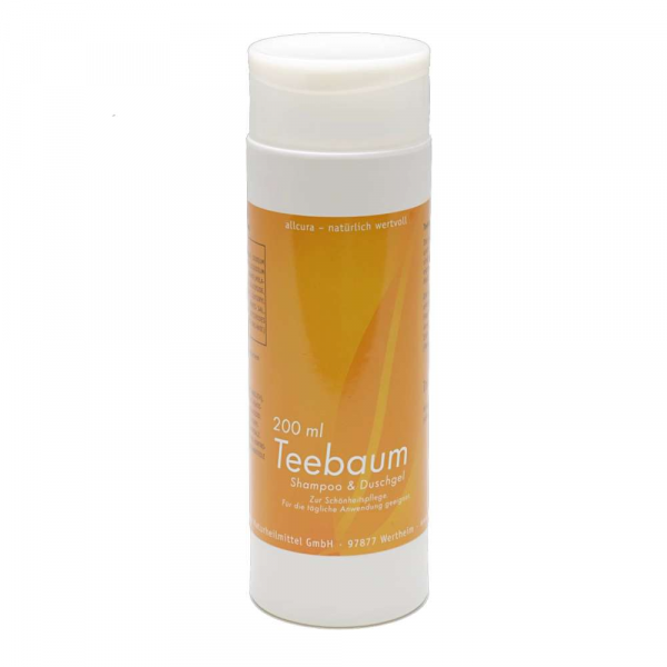 Teebaum Shampoo&Duschgel