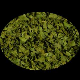Petersilienblätter