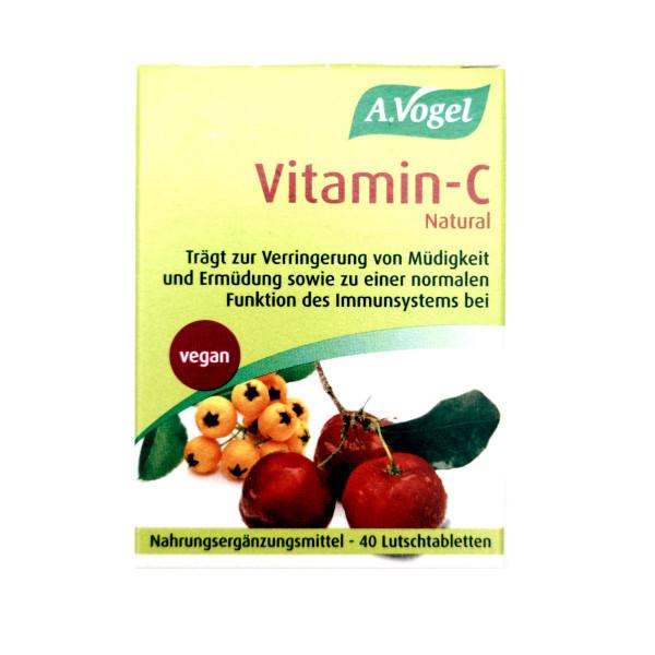Vitamin C Lutschtabletten von A. Vogel