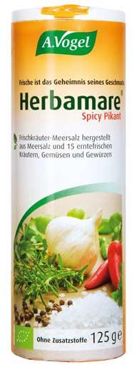 Herbamare Spicy Pikant A. Vogel