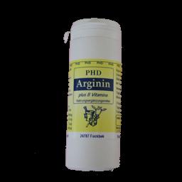 Arginin plus B Vitamine 60 Kapseln