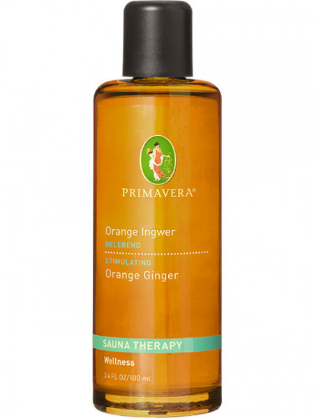 Aroma Sauna Orange Ingwer* bio 100ml