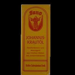 Sano Johanniskrautöl 50ml