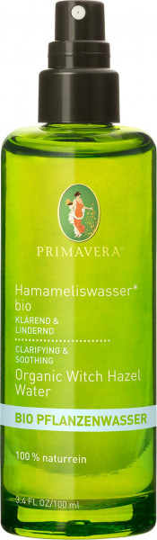 Hamameliswasser*bio 100ml