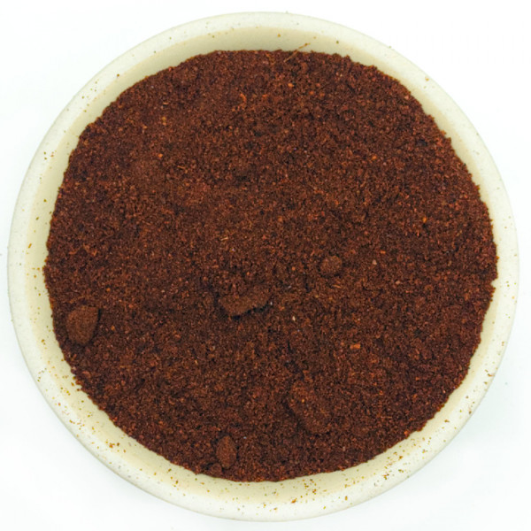 Chipotle Chilis gemahlen