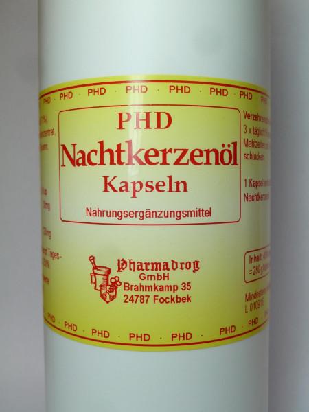 Nachtkerzenöl Kapsel 400 Stück