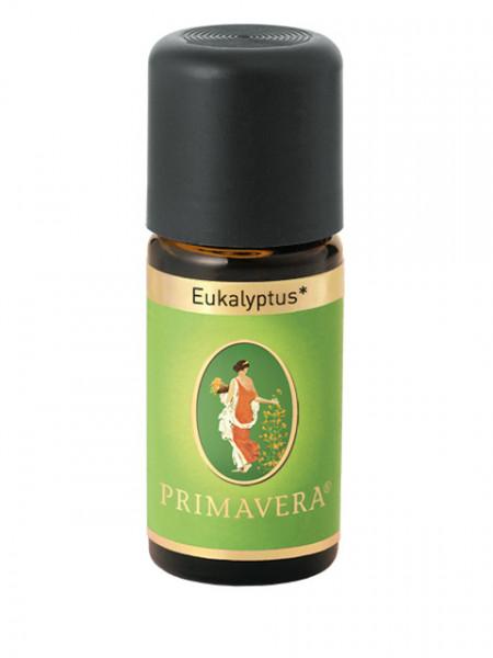 Eukalyptus globulus* bio (Cineol 85%) 10ml
