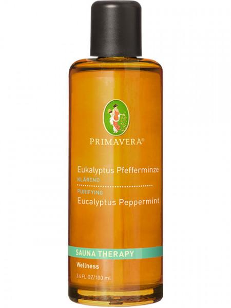 Aroma Sauna Eukalyptus Pfefferminze* bio 100ml