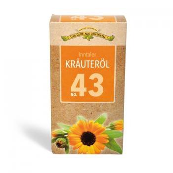 Inntaler Kräuteröl 43 100ml