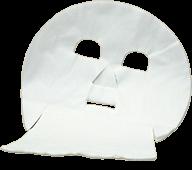 Basische Vliesmaske