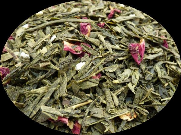 Blüten-Sencha-Tee (kraeuter)