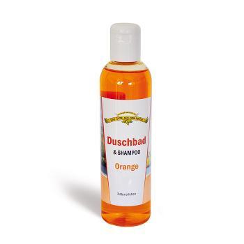 Shampoo Duschbad Orange